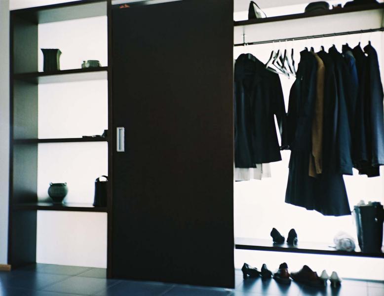 sirvos sisustus garderoob
